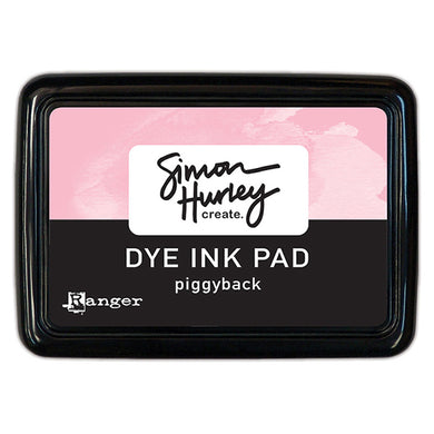 Simon Hurley Create. Dye Ink Pad - Piggyback