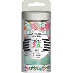 Happy Planner Washi Tape - Happy Mind