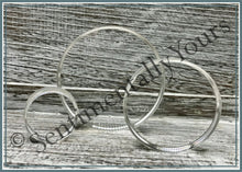 Sentimentally Yours Acrylic Circles Collection (Set of 3)
