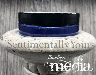 Sentimentally Yours Flawless Media Ombre Blending Paste - Midnight Blue