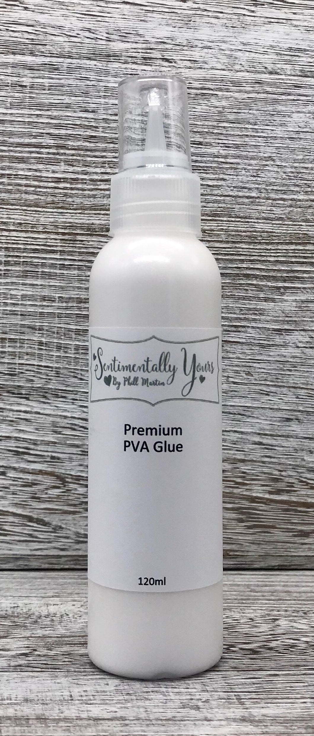 Sentimentally Yours Premium PVA Glue - 120ml