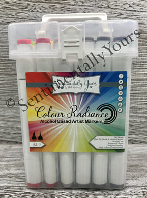 Sentimentally Yours Colour Radiance Alcohol Markers - Set 2