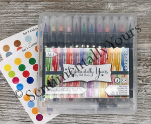Sentimentally Yours Watercolour Blending Brush Pens - Set 4