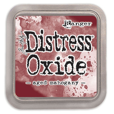 Distress Oxide Ink Pad - Aged Mahogany