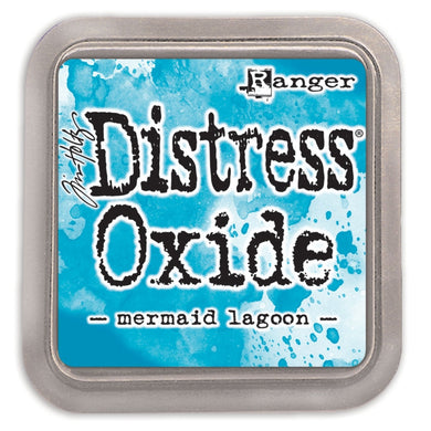 Distress Oxide Ink Pad - Mermaid Lagoon