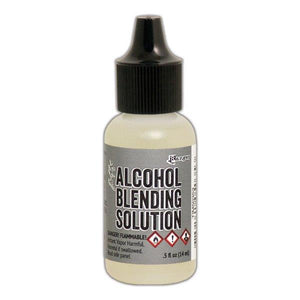 Alcohol Ink - Blending Solution 0.5oz