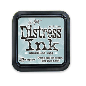 Distress Ink Pad - Speckled Egg