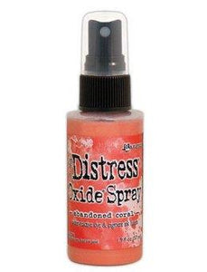 Distress Oxide Spray - Abandoned Coral