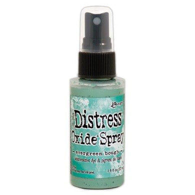 Distress Oxide Spray - Evergreen Bough