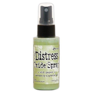 Distress Oxide Spray - Old Paper