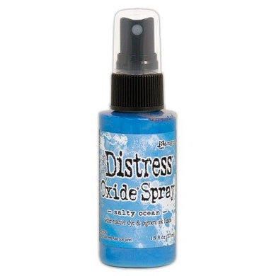 Distress Oxide Spray - Salty Ocean