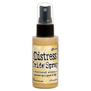Distress Oxide Spray - Scattered Straw
