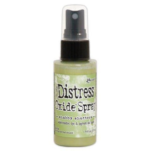 Distress Oxide Spray - Shabby Shutters
