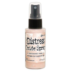 Distress Oxide Spray - Tattered Rose