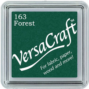 Tsukineko Small VersaCraft Ink Pad - Forest
