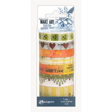Wendy Vecchi Make Art Washi Tape - Washi Assortment 2