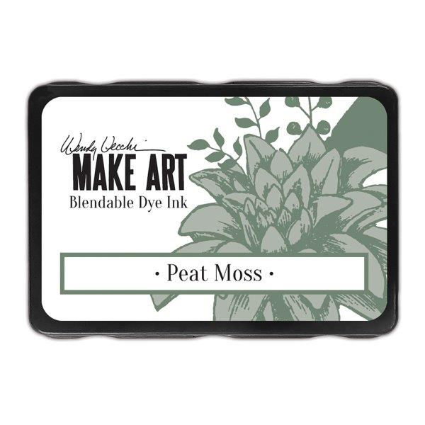 Wendy Vecchi Make Art Dye Ink Pad - Peat Moss