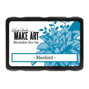 Wendy Vecchi Make Art Dye Ink Pad - Bluebird
