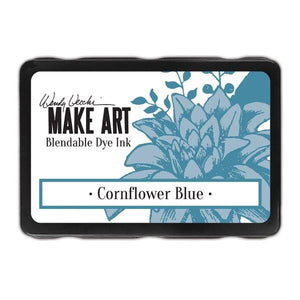 Wendy Vecchi Make Art Dye Ink Pad - Cornflower Blue