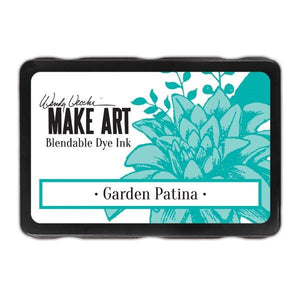 Wendy Vecchi Make Art Dye Ink Pad - Garden Patina