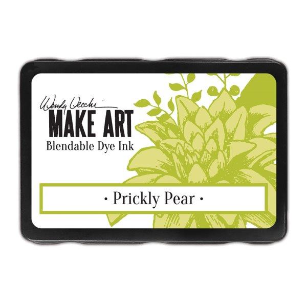 Wendy Vecchi Make Art Dye Ink Pad - Prickly Pear