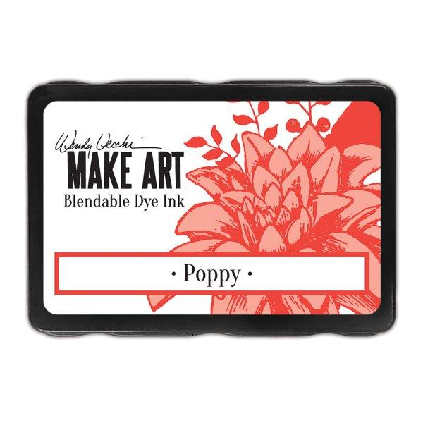 Wendy Vecchi Make Art Dye Ink Pad - Poppy
