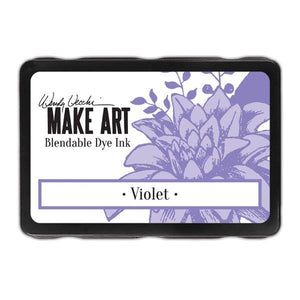 Wendy Vecchi Make Art Dye Ink Pad - Violet