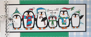 Woodware Clear Magic Single - Penguin Parade