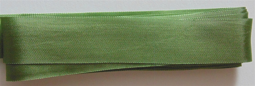Moss Green Vintage Ribbon - 5m