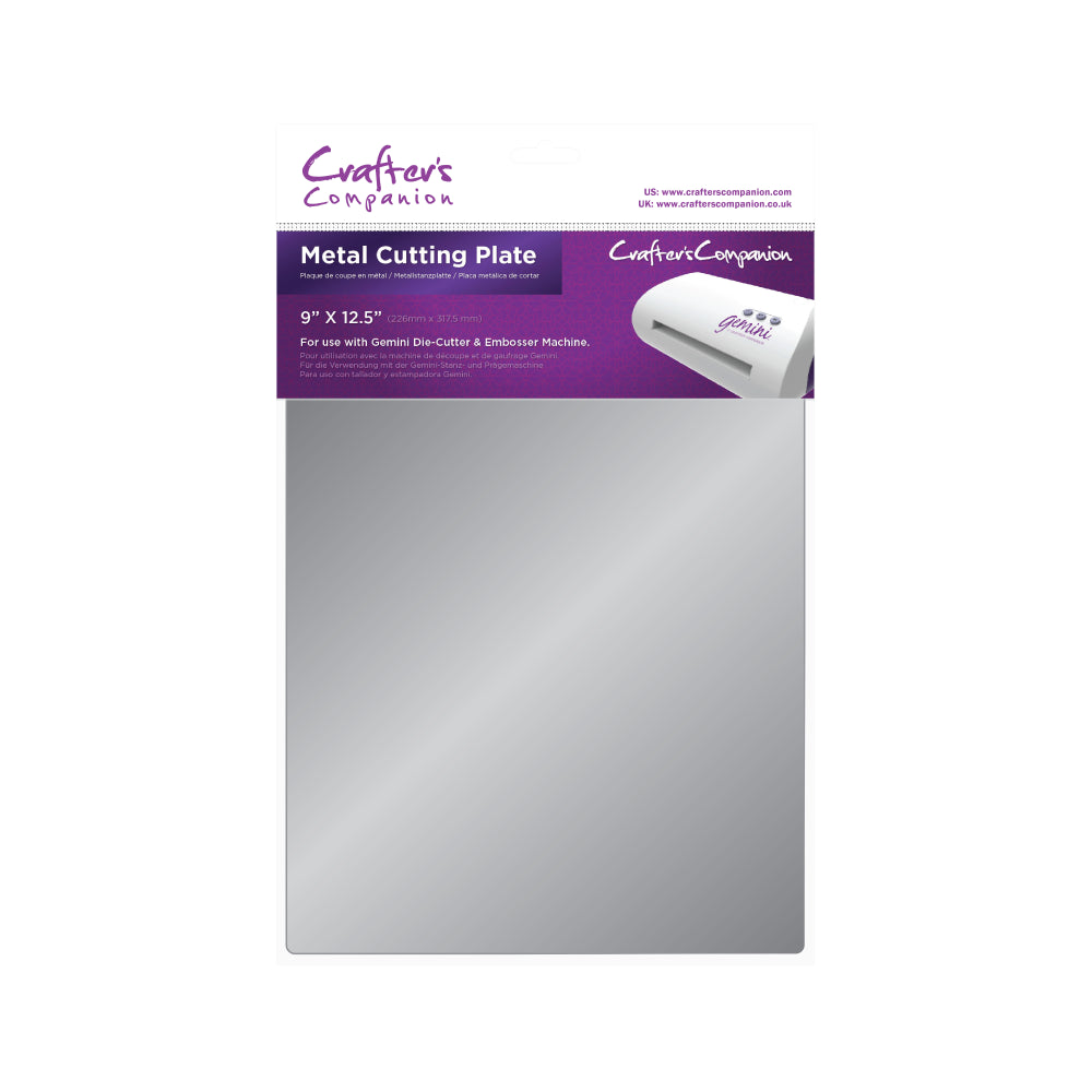 Crafter's Companion Gemini Accessories - Metal Cutting Plate