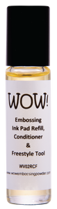 WOW! Embossing Pad Refill, Conditioner & Freestyle Tool