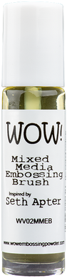 WOW! Mixed Media Embossing Brush