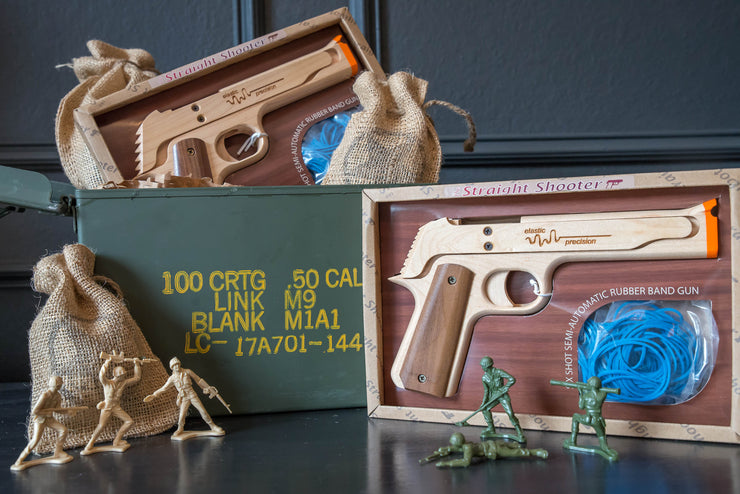 1911 Gift Set With Ammo Can - Elastic Precision