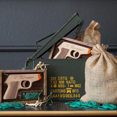 PPK Gift Set with Ammo Can - Elastic Precision