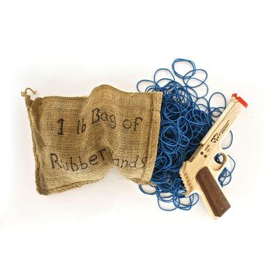 Big Bag O' Rubber Band Ammo - Elastic Precision