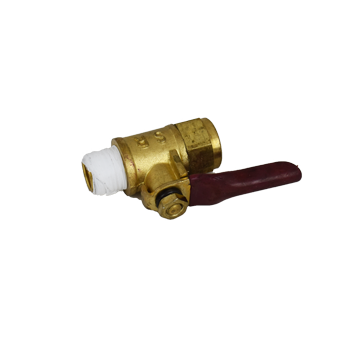 iM3 Air Tank Drain Ball Valve (brass)