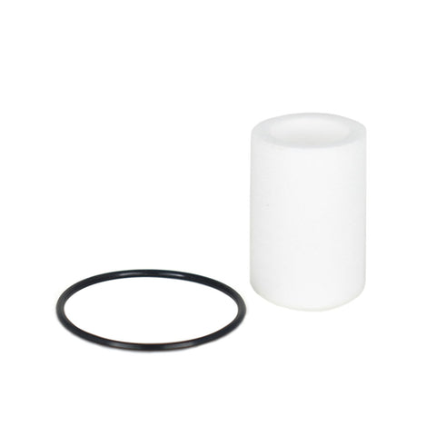 Shop online at Serona for veterinary dental products such as the Inovadent Filter - White, for Modular Filter Regulator, equipped with a replacement o-ring.