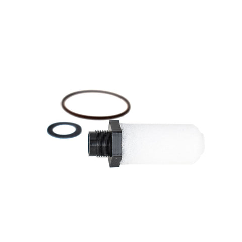 Shop online at Serona for veterinary dental products such as the Inovadent Filter - White Threaded, for JUN-AIR® Filter Regulator (replacement air filter).