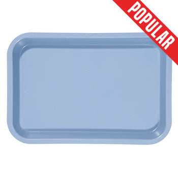 Mini Antimicrobial Flat Tray