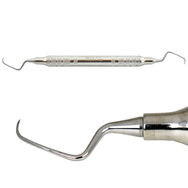 Shop online at Serona.ca for the veterinary dental Cislak Long Gracey 9/10 Curette (area-specific). Available for purchase in stainless steel and Z-SOFT.