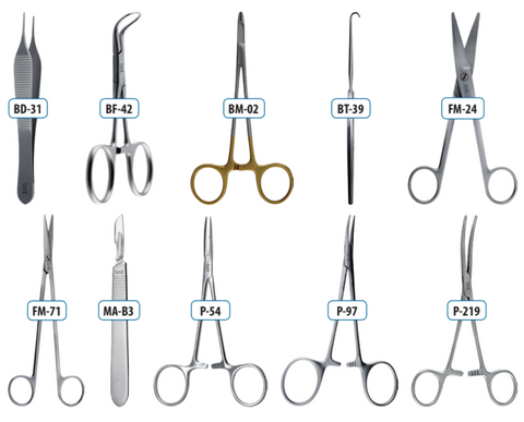 BMT Surgical Instruments