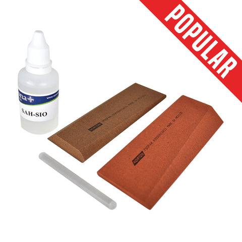 Veterinary dental Serona Animal Health Instrument Sharpening Kit, & get everything you need to sharpen your dental instruments in one kit.
