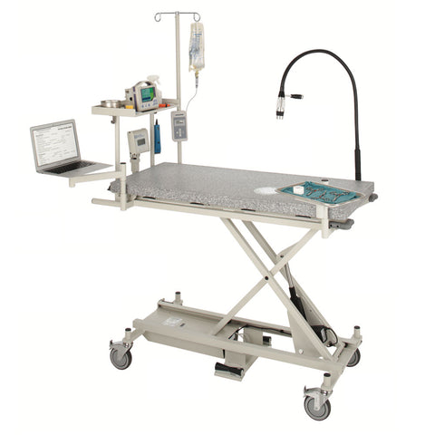 Shop online for the Olympic Advanced Treatment Station. All your instruments, monitors, and other necessary equipment are readily available to use at all times.