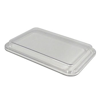 Mini Tray Cover, Clear (Non-Locking)