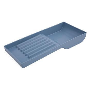 "Shop online at Serona.ca for a variety of veterinary instrument trays including the Zirc #16 Hand Instrument Tray (Deep Well). Dimension: 7-3/4"" x 3-3/4"" x 1""."