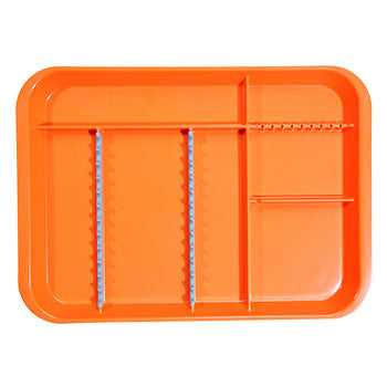 B-Lok Antimicrobial Divided Tray