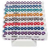 Shop online at Serona.ca for the veterinary dental Zirc EZ ID Large Ring System, which is autoclavable. Available for purchase in classic, jewel, & vibrant.