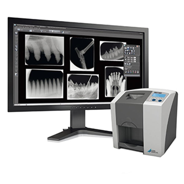 Shop online for the veterinary dental iM3 CR7 VET Dental X-Ray. The CR7 VET provides high-resolution dental images, fast processing time, user-friendly software and more!