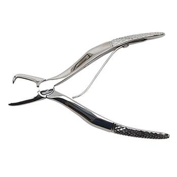 Shop online for the veterinary dental iM3 Tartar Removing forceps, featuring a curved beak to allow for the easy removal of heavy calculus from the tooth surface.