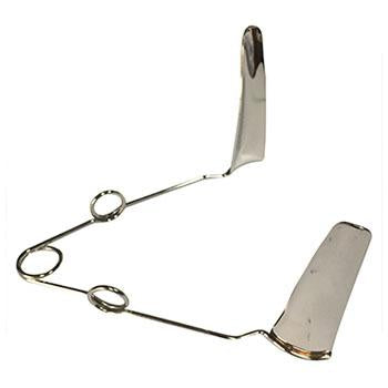 Shop online for the veterinary dental iM3 cheek dilator with a long reach curve, designed for rabbit teeth. Available for purchase in small, medium, and large.